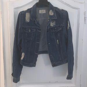 Rachel Roy Denim Jacket
